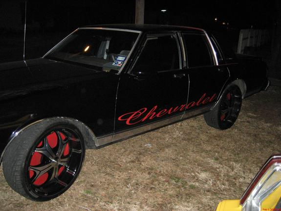 Another cee-o 1987 Chevrolet Caprice post... - 10968831