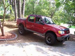 GarrettSmiFs 2003 Ford Explorer Sport Trac