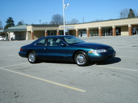 Another iceemcreamcone 1997 Lincoln Mark VIII post... - 10971413