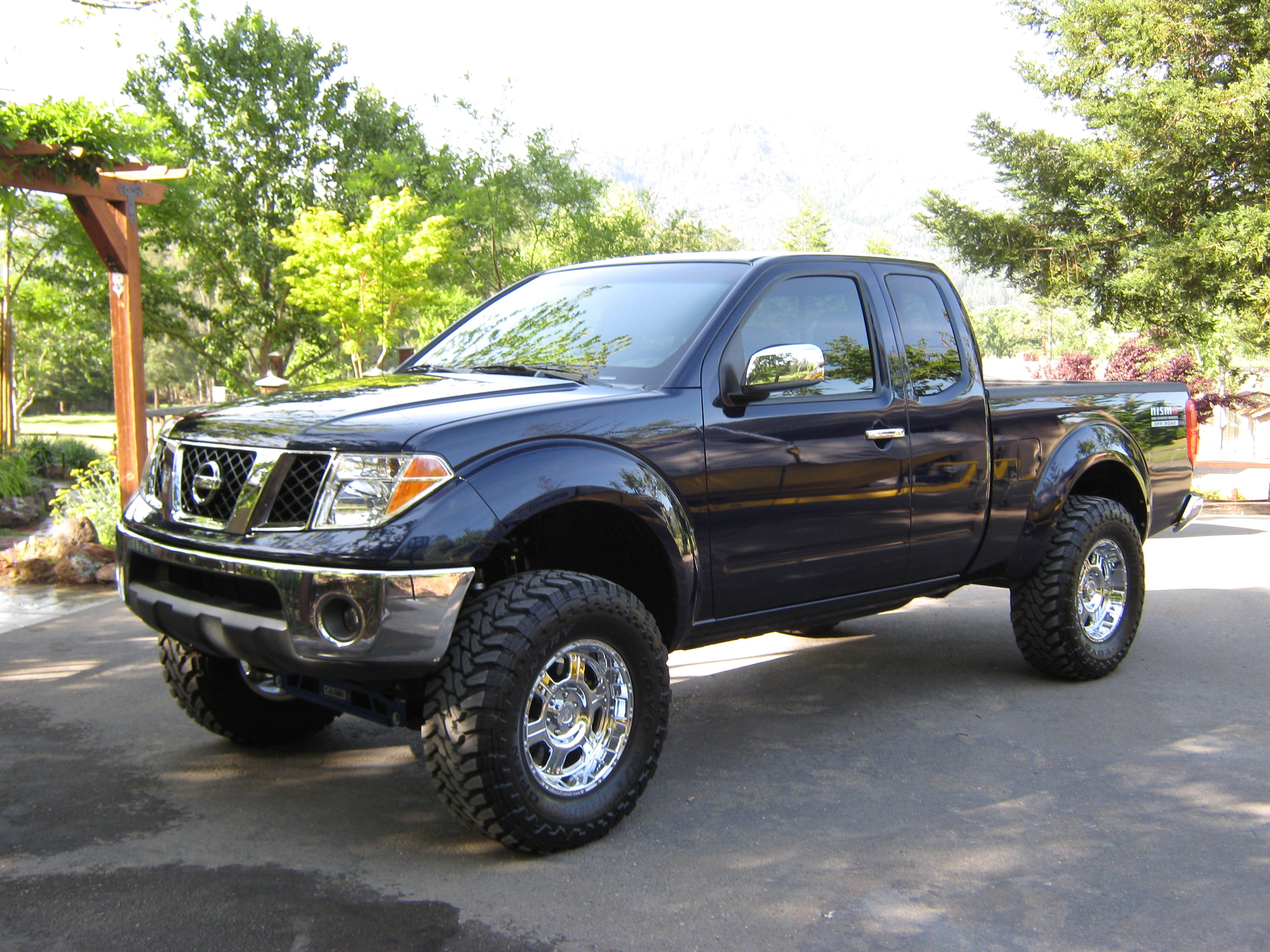 vodkatrix 2007 nissan frontier regular cab specs photos modification info at cardomain. Black Bedroom Furniture Sets. Home Design Ideas