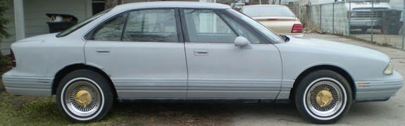 Another Olds1993 1993 Oldsmobile Delta 88 post... - 10971670