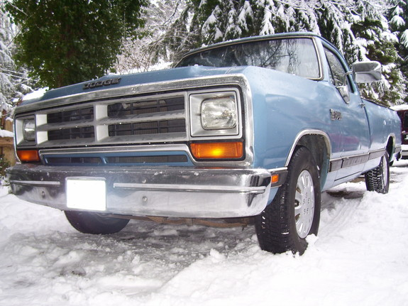 Another Dodge-D-100 1988 Dodge D150 Club Cab post... - 10972396