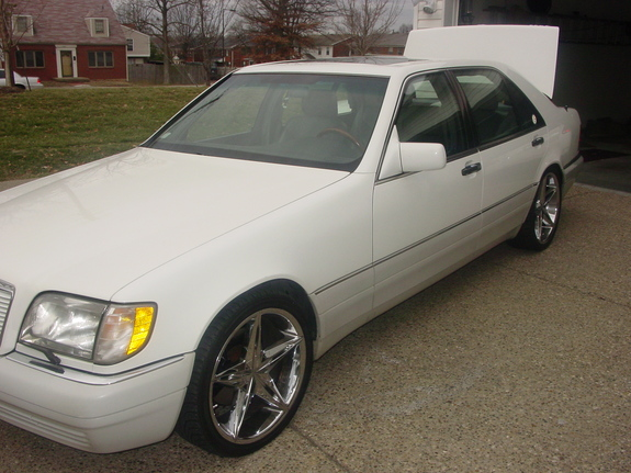 Another bditty40 1995 Mercedes-Benz S-Class post... - 10973046
