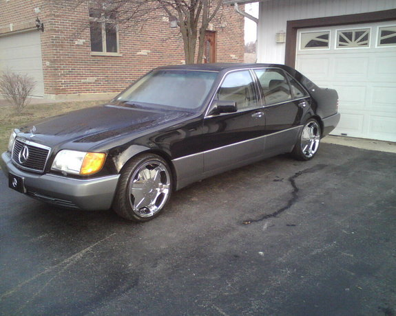 Another chendo600SEL 1992 Mercedes-Benz S-Class post... - 10976156