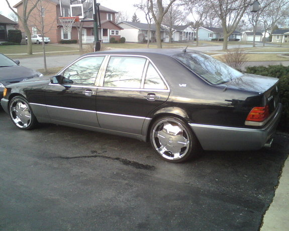 Another chendo600SEL 1992 Mercedes-Benz S-Class post... - 10976157