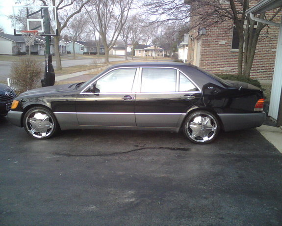Another chendo600SEL 1992 Mercedes-Benz S-Class post... - 10976158