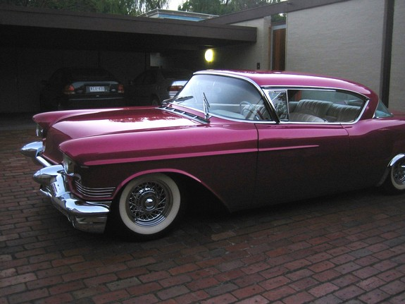Another pcaddie 1957 Cadillac DeVille post... - 10974646