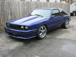 capriouss 1986 Mercury Capri