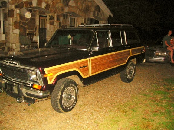 Another tracy78 1990 Jeep Grand Wagoneer post... - 10976825