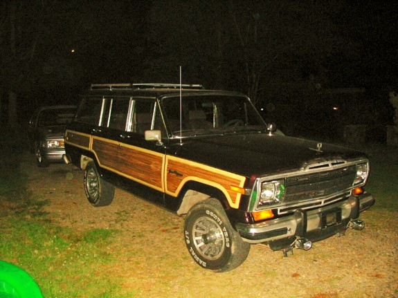 Another tracy78 1990 Jeep Grand Wagoneer post... - 10976827