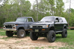 Tossins 1995 Toyota 4Runner