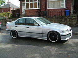 Flexners 1997 BMW 3 Series