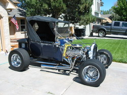 sdeleplancque 1923 Ford T-bucket