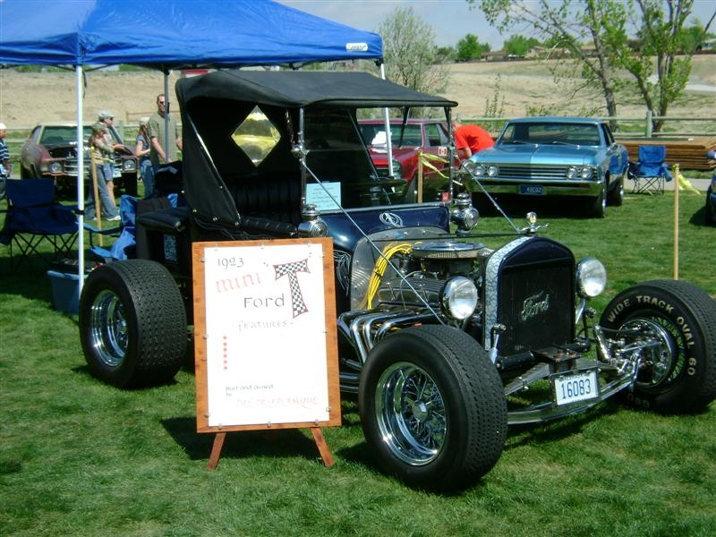 sdeleplancque 1923 Ford T-bucket 10977425