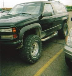 THE_OLE_BLAZERs 1993 Chevrolet Blazer
