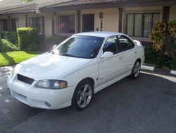 SpEc-V_RaCeRs 2002 Nissan Sentra