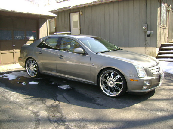 Nickydags 2005 Cadillac Sts Specs Photos Modification Info At