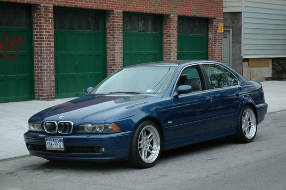 Another SMURF_M3 2001 BMW 5 Series post... - 10979555