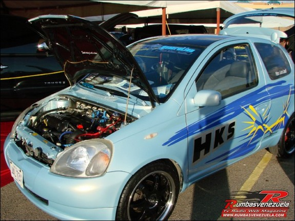 guidocavalli 2002 Toyota Vitz Specs, Photos, Modification