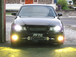 carzcrazy 1997 Toyota Chaser