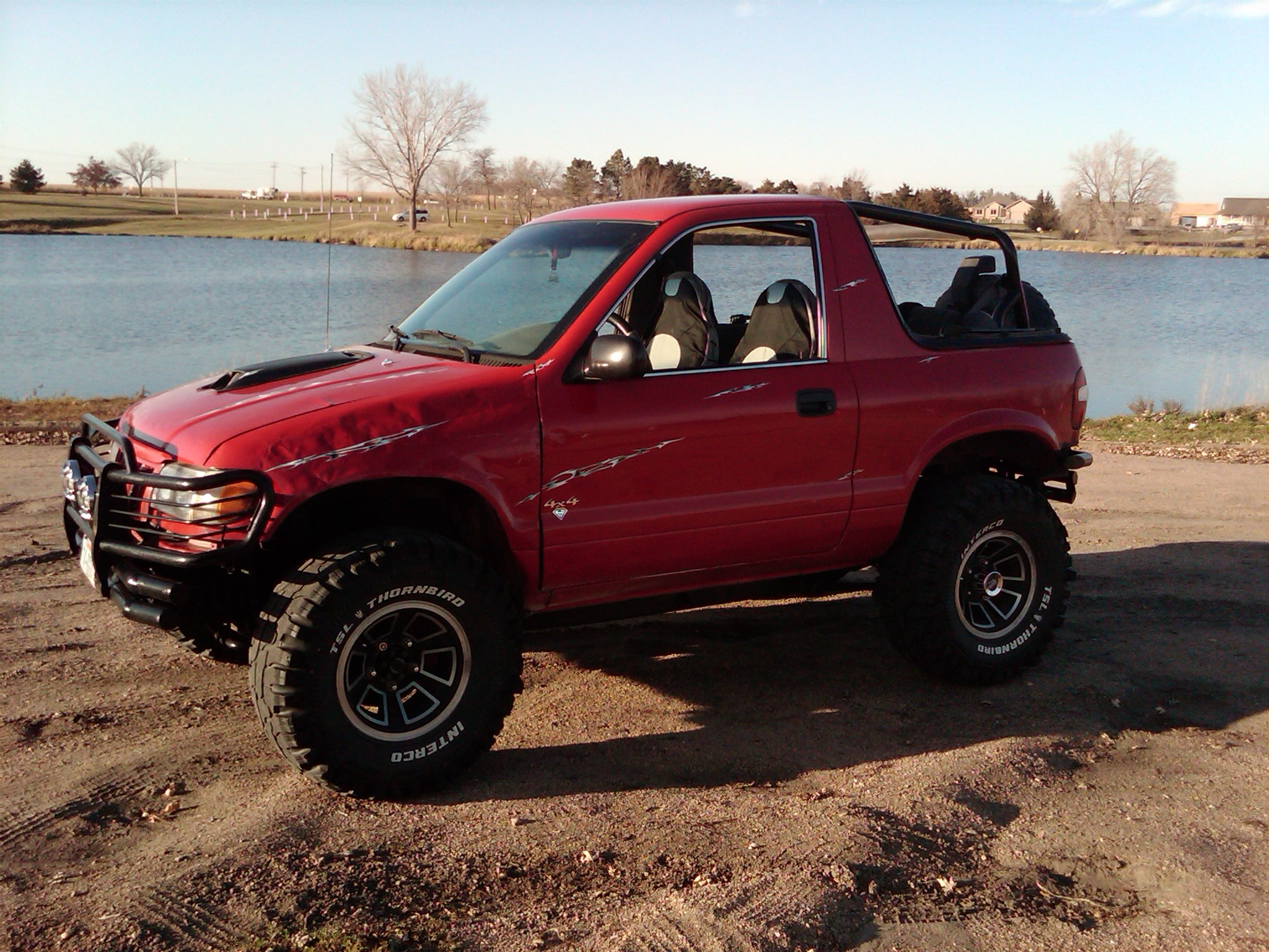 Another NebraskaKIA 2002 Kia Sportage post... - 10979049