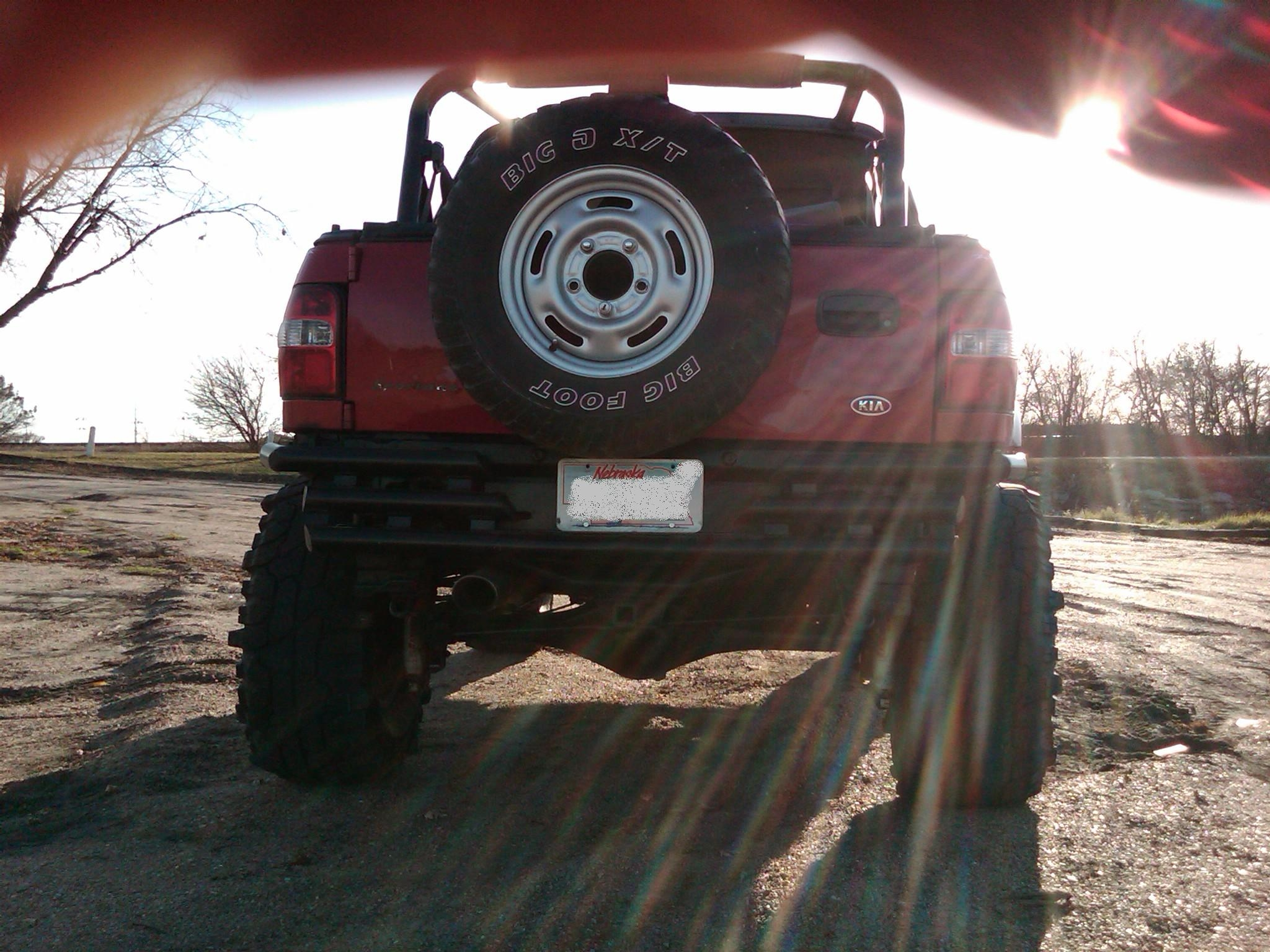 Another NebraskaKIA 2002 Kia Sportage post... - 10979056