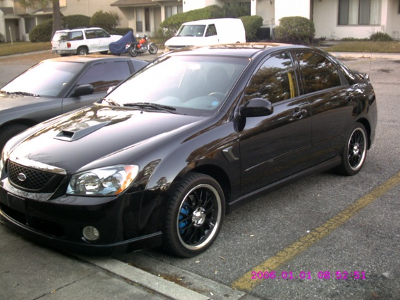 Jrstrulegacy 2006 Kia Spectra Specs Photos Modification Info At
