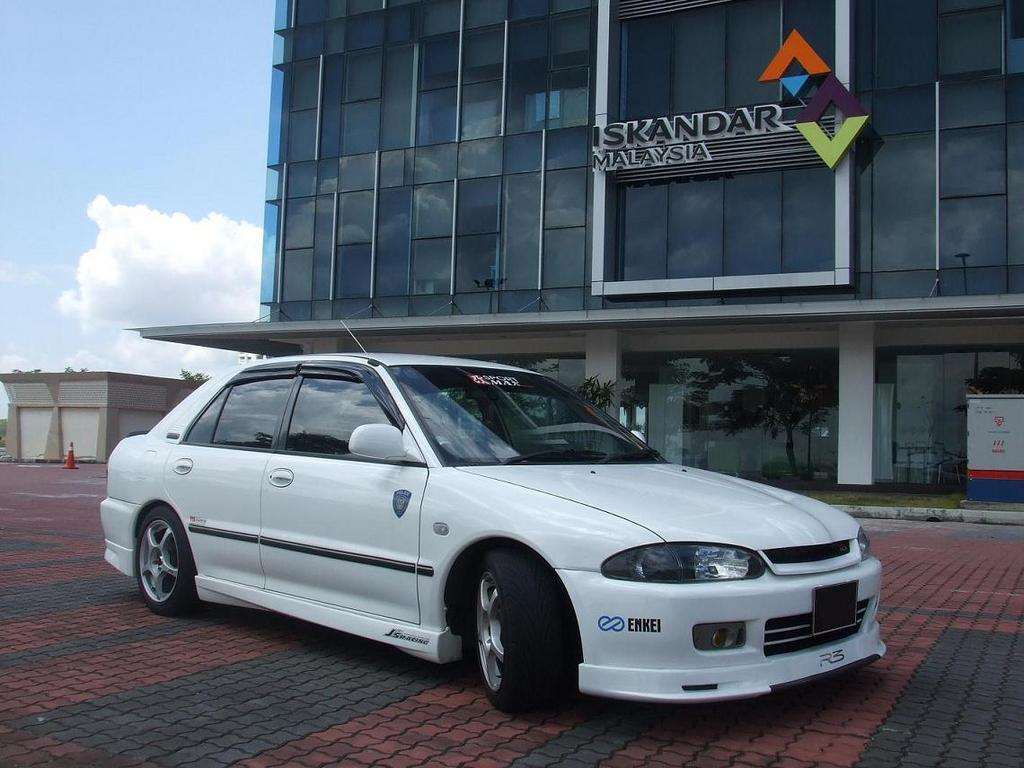 Elvin Wira 1999 Proton Wira Specs Photos Modification