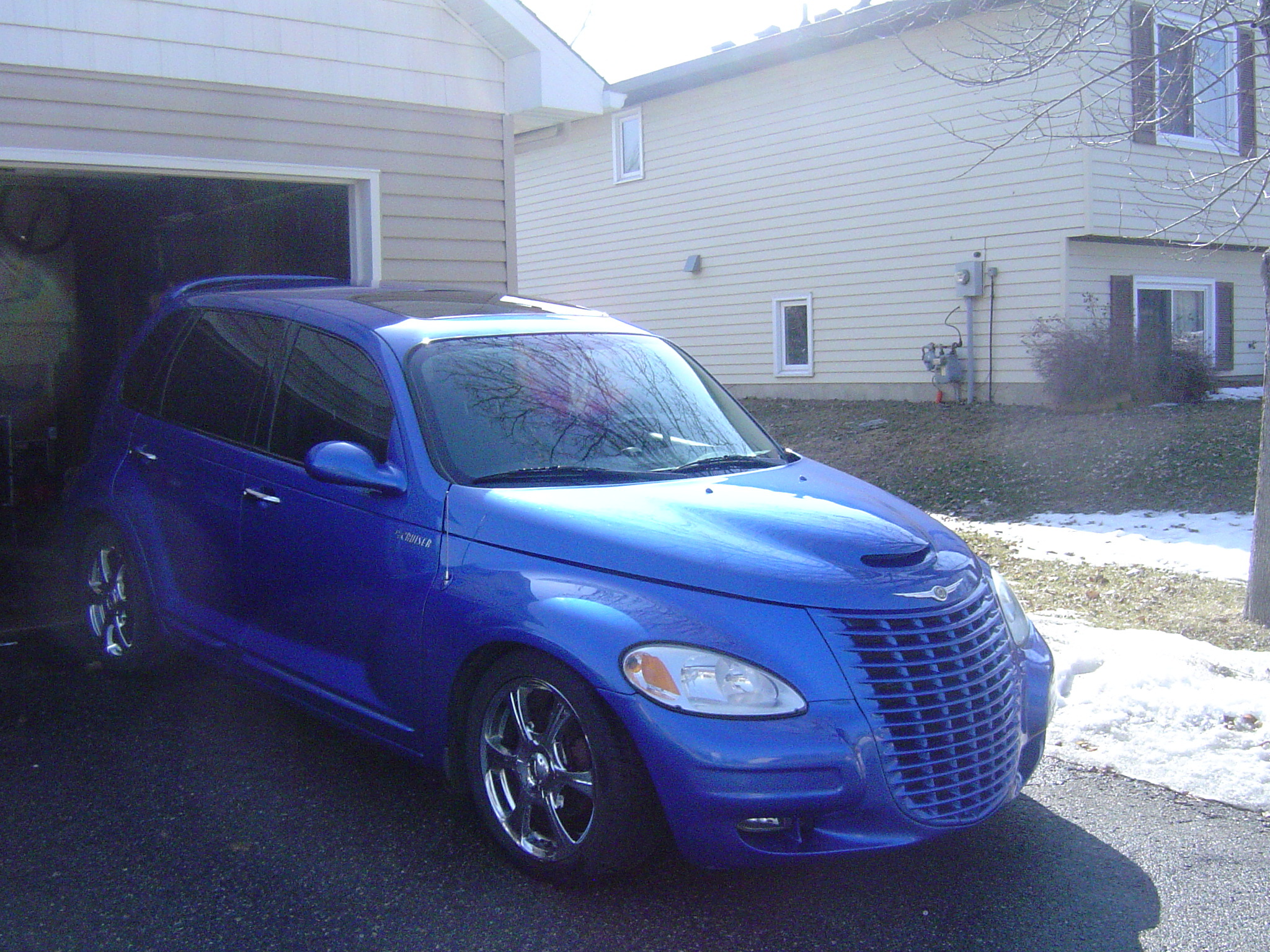 lollilust101 2003 chrysler pt cruiser specs photos. Black Bedroom Furniture Sets. Home Design Ideas