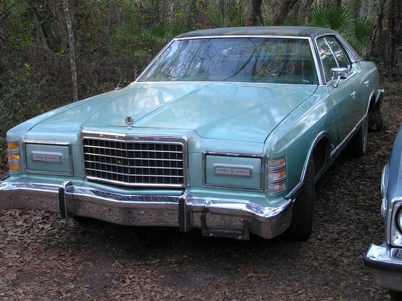 Anchles's 1977 Ford LTD