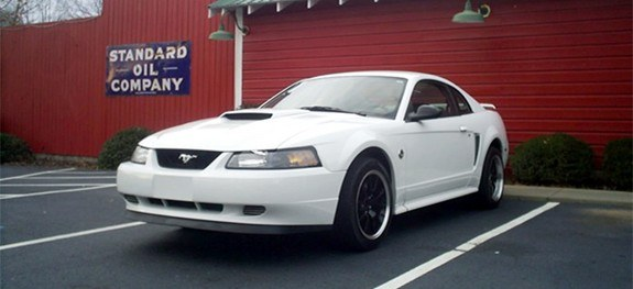 Usc Stang Girl 2004 Ford Mustang Specs Photos Modification