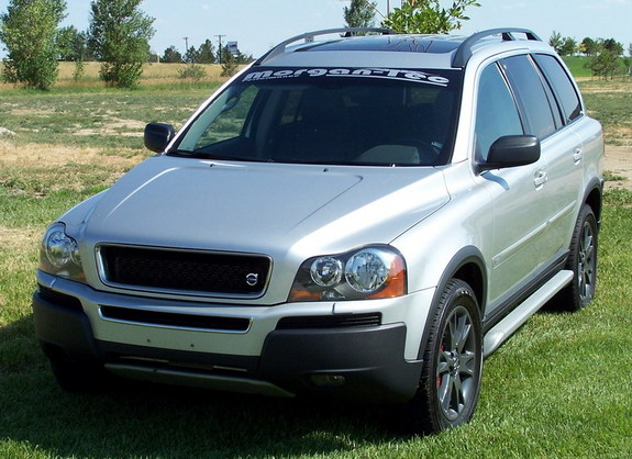 morgantec 2005 volvo xc90 specs photos modification info. Black Bedroom Furniture Sets. Home Design Ideas