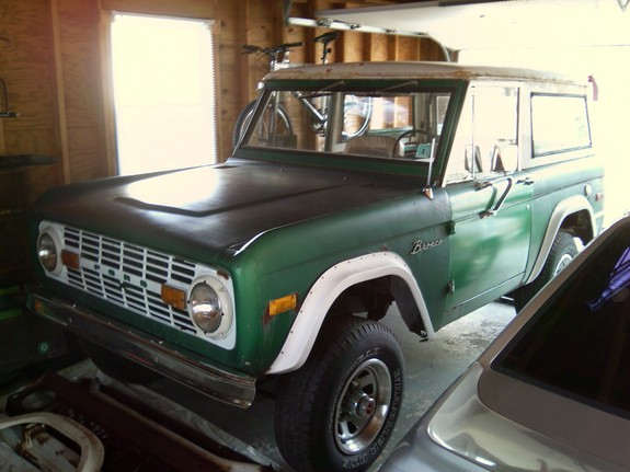 Another SilverStang23 1975 Ford Bronco post... - 10985038