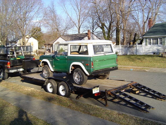Another SilverStang23 1975 Ford Bronco post... - 10985039
