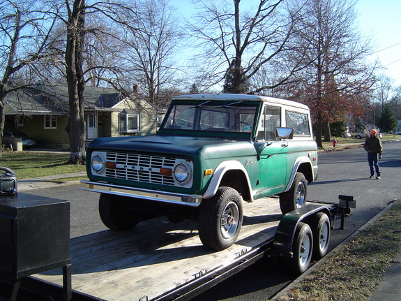 Another SilverStang23 1975 Ford Bronco post... - 10985040