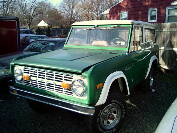 Another SilverStang23 1975 Ford Bronco post... - 10985043