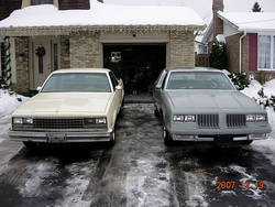 El Cutlass or Camino Supreme
