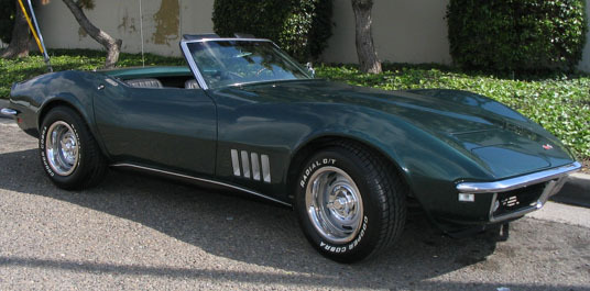 Matt_WS6_00's 1968 Chevrolet Corvette