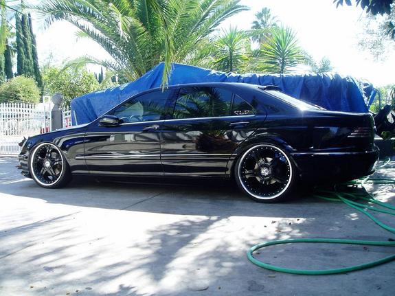 2002 mercedes benz s500 body kit. Black Bedroom Furniture Sets. Home Design Ideas