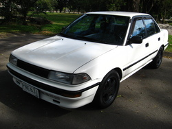 denbalmans 1989 Toyota Corolla