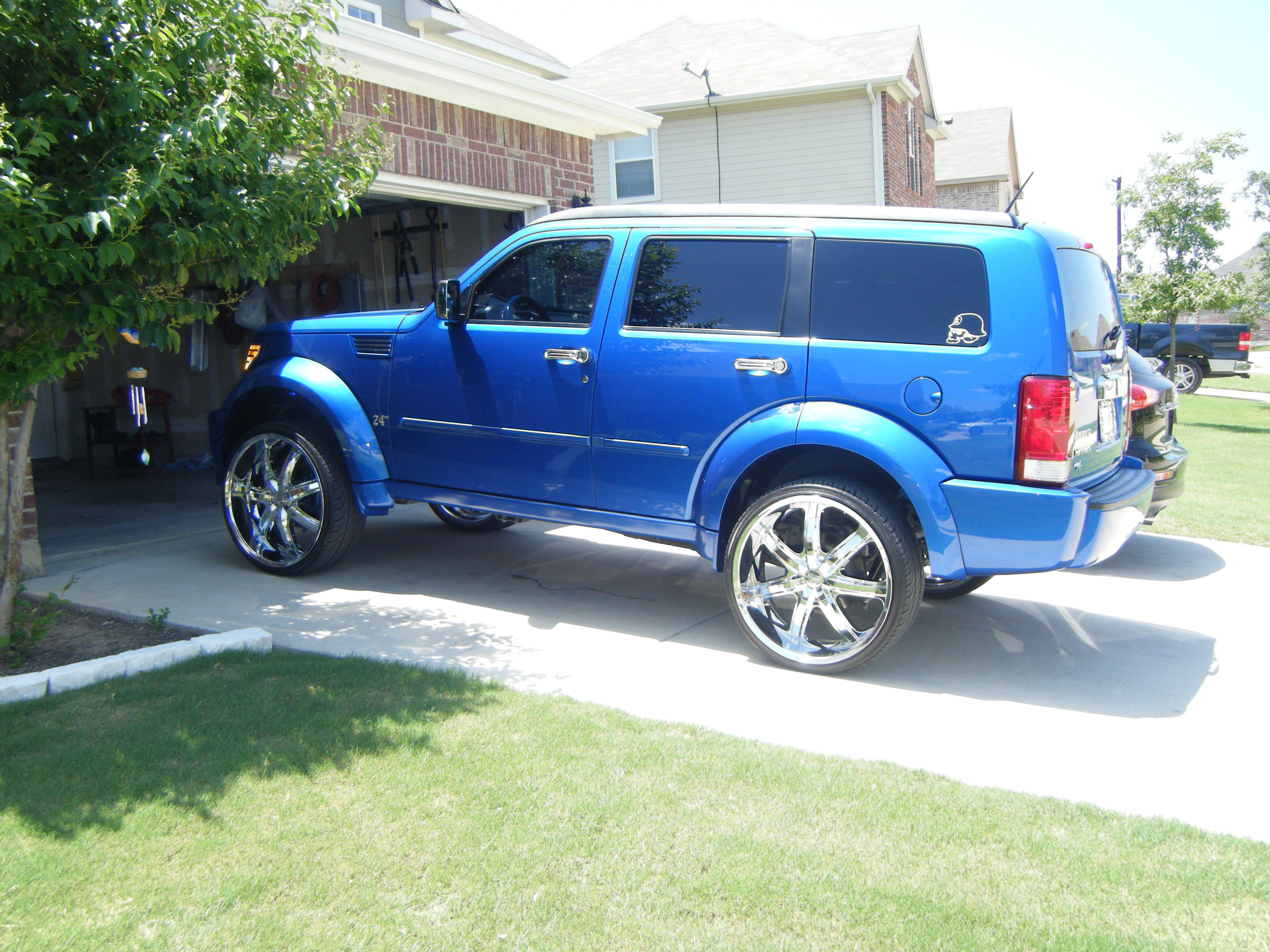 Another Paul89 2007 Dodge Nitro Post 1409381 By Paul89