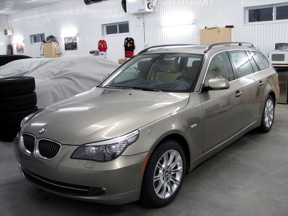 bonfire842's 2008 BMW 5 Series