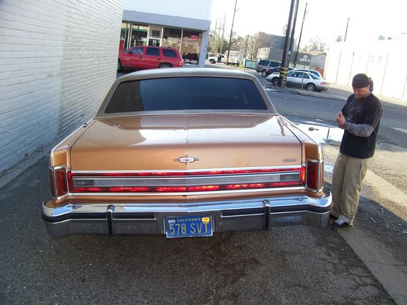 JBO-LOC 1977 Lincoln Town Car Specs, Photos, Modification