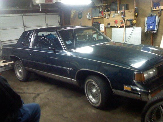 Another Mikez01 1987 Oldsmobile Cutlass Supreme post... - 10990822