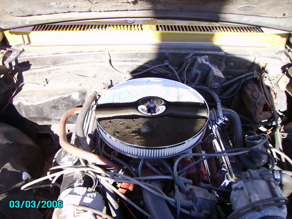 Another volv8fittyturbo 1974 Buick Apollo post... - 10991335