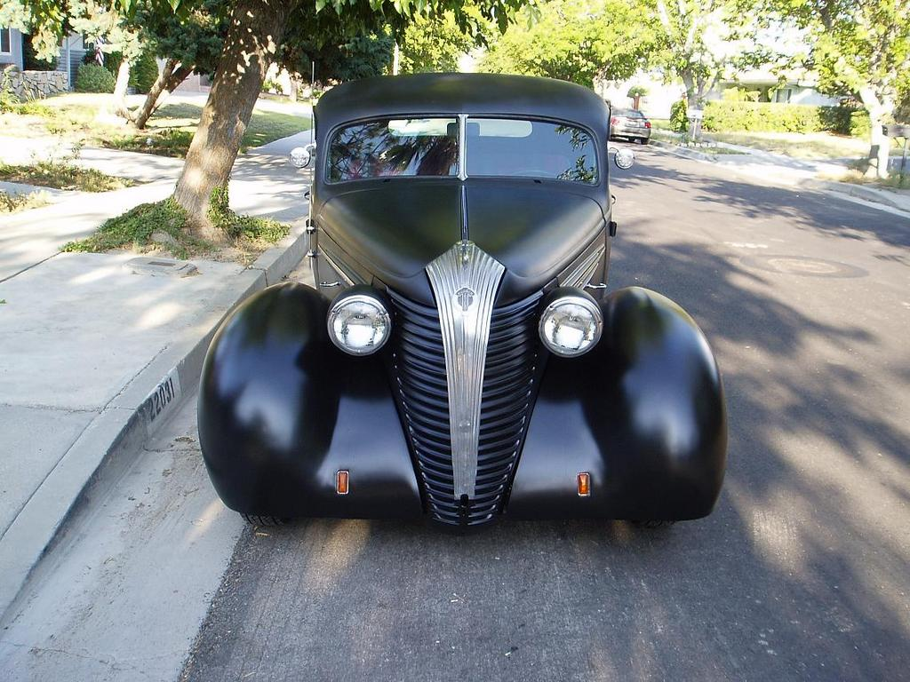 Another coledude 1938 Hudson Terraplane post... - 10992300