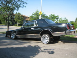 joesharon 1981 Lincoln Mark VI