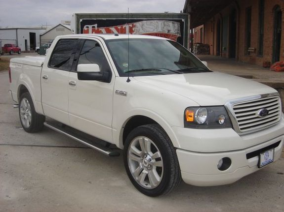 limited f 150 2008 ford f150 regular cab specs photos modification info at cardomain. Black Bedroom Furniture Sets. Home Design Ideas