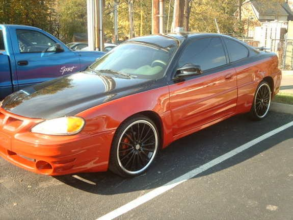 Another codeylewis11 1999 Pontiac Grand Am post... - 9093668
