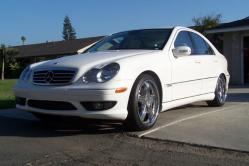 coryg132s 2005 Mercedes-Benz C-Class